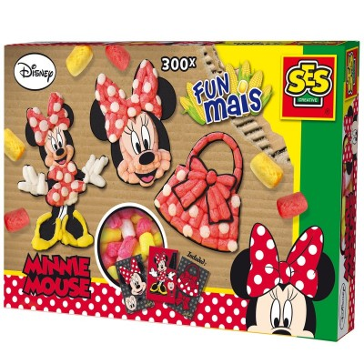 Funmais eco : minnie  Ses Creative    005798