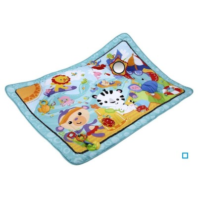 Tapis géant amis de la jungle - matcbj65  Fisher Price    009048