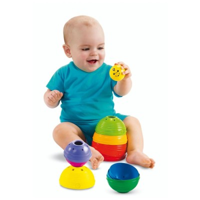 Tasses roul'empilo  Fisher Price    020205